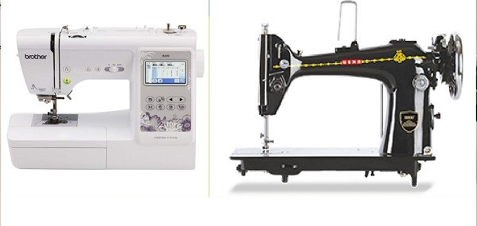 Mechanical Vs Computerized Sewing